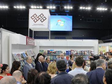 В Баку съехались представители 120 издательств - ФОТО