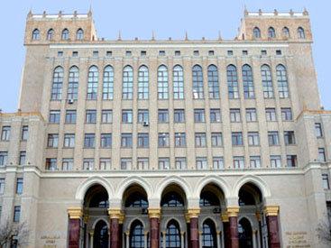 Назначен и.о. президента Национальной Академии Наук Азербайджана