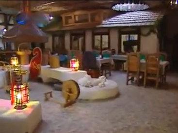 Самое экзотическое кафе в Азербайджане - ВИДЕО