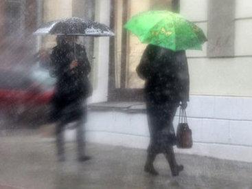 В Баку - снегопад: насколько готовы коммунальные службы?