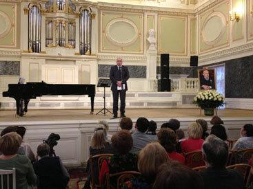 В Санкт-Петербурге отметили 100-летие уникального востоковеда Теодора Шумовского - ФОТО