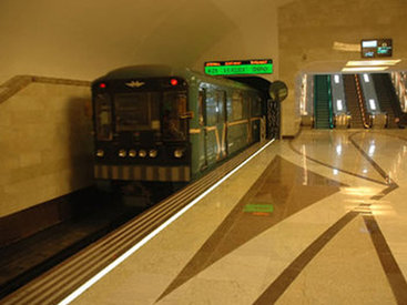 Пассажирам бакинского метро снова пришлось понервничать