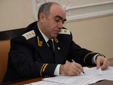 В Карабах назначен новый военный прокурор