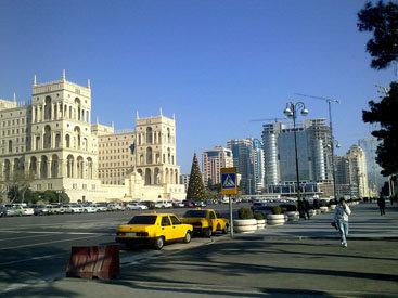 Бакинские сюжеты: день за днем - ФОТОСЕССИЯ