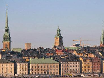 """В Стокгольме празднуют победу на """"Евровидении 2012"""""""