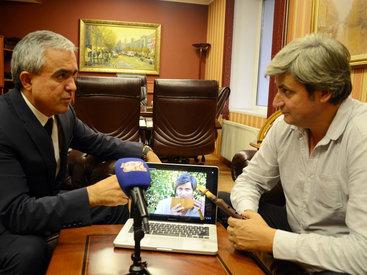 Маэстро Константин Москович готовит сюрприз для азербайджанцев