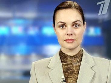 """Российская телеведущая: """"Евровидение"""" в Азербайджане было проведено достойно и красиво"""""""