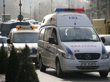 Sumqayıtlı gənci Şəmkirdə qatar vurdu