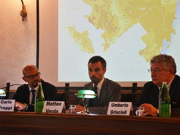 Итальянцев наградили за знания об Азербайджане - ФОТО