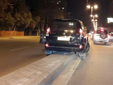 Желающий объехать пробку водитель попал в глупое положение - МОБИЛЬНЫЙ РЕПОРТЕР - ФОТО