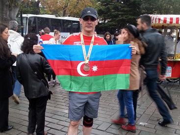 Фахри Агаев: марафонец, или как я покорил Стамбул - ФОТО