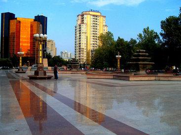 История бакинских парков, рассказанная бакинцами - ФОТО