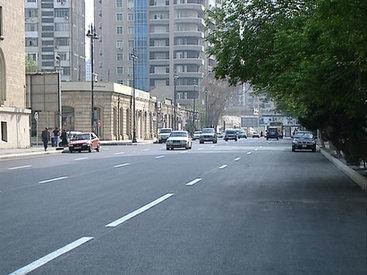 """В Баку перекрывают центральные улицы на три дня <span class=""""color_red"""">- ДЕТАЛИ</span>"""