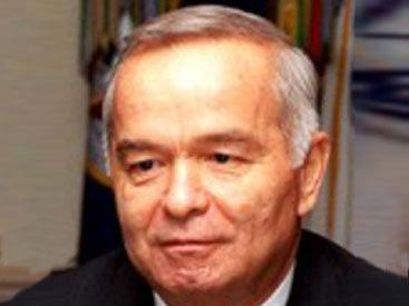 Ислам Каримов снова стал президентом Узбекистана