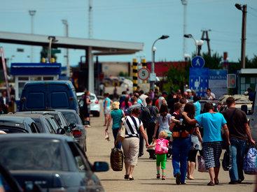 Сорок граждан Азербайджана оказались в Дубае на улице