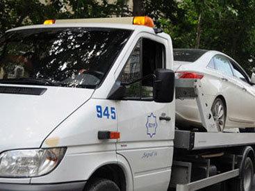 В столице эвакуатор рискует всем - ФОТО