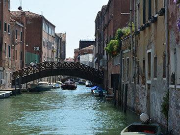 Уровень воды в Венеции достиг критической отметки