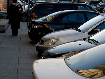 В Баку могут ликвидировать часть парковок