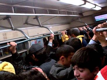 В метро Чили прогремели два взрыва