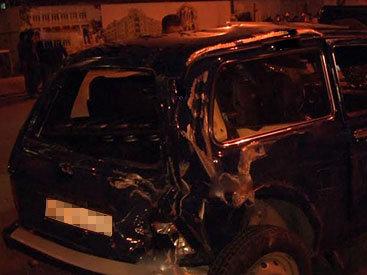 19-летний парень на Mercedes насмерть сбил женщину в Баку
