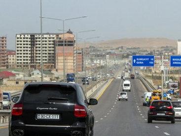 Опасность на трассе Баку-Сумгайыт пытаются скрыть
