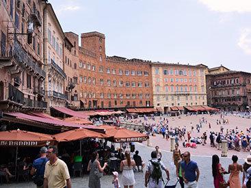 """""""Туристические записки"""": итальянские впечатления ресторатора Day.Az. Необыкновенный день в Сиене - ФОТО"""