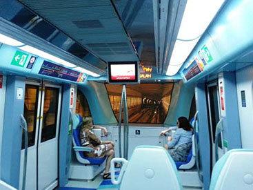 Футуристический Дубай: взгляд из подземелья - ФОТО