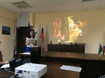 Азербайджанцы Липецка почтили память Узеира Гаджибейли - ФОТО