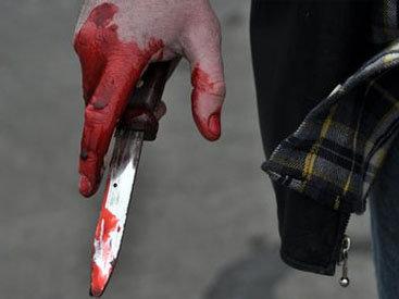 В Баку неизвестный ранил ножом жителя Масаллы