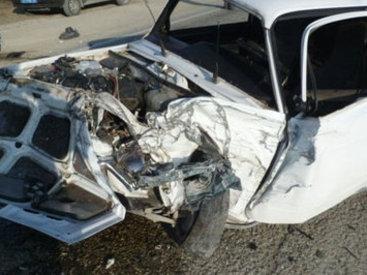 В Сиязане ВАЗ сбил корову, пострадали пассажиры