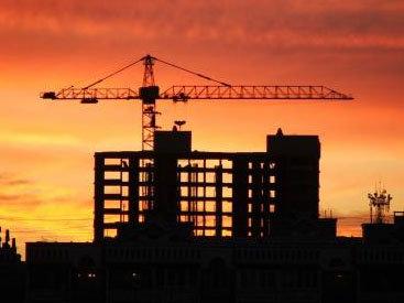 В Азербайджане стали больше строить
