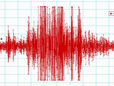В Сумгайыте произошло землетрясение