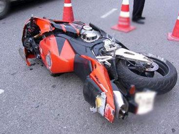 В ДТП в Кюрдамире тело мотоциклиста разорвало надвое