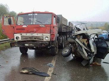 За вчерашний день в ДТП по стране погибли 4 человека