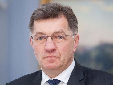 Премьер-министр Литвы посетит Азербайджан