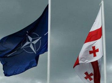 Грузия хочет в НАТО