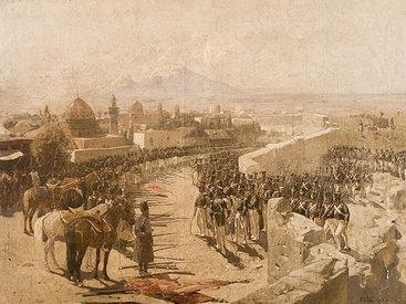 К годовщине падения Эриванской крепости: куда исчез настоящий Ереван?