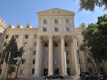 Азербайджан требует от Армении прекратить прорасистскую политику