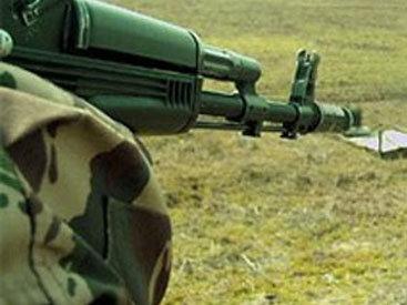 Вооруженные силы Армении обстреляли позиции азербайджанских войск