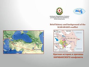 Вышла в свет краткая история карабахского конфликта - ФОТО
