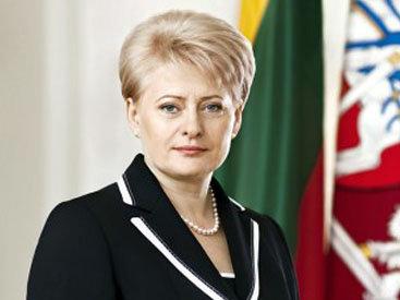 Президент Литвы отреагировала на телефонный разговор послов про Карабах