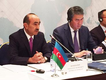 Али Гасанов о важности создания Международного тюркского новостного канала