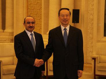 Али Гасанов обсудил в Китае перспективы развития связей между странами - ОБНОВЛЕНО - ФОТО