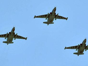 В Дамаске в результате авиаударов погибли десятки человек