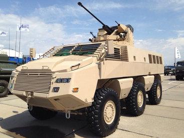 Азербайджан будет закупать у Казахстана боевые машины