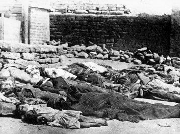 Сто лет назад Азербайджан хотели оставить без азербайджанцев - СТРАШНЫЕ ФАКТЫ ГЕНОЦИДА