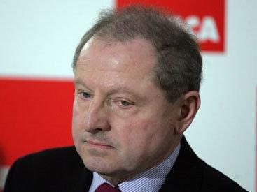 """Член ПАСЕ от Польши Тадеуш Ивински: """"Одна нация не может самоопределяться в границах двух государств"""""""