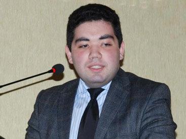 """Джавидан Гасымлы в проекте Day.Az """"Молодежь за Ильхама Алиева"""""""