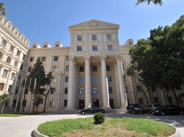 Баку осудил теракт против посольства Турции в Сомали