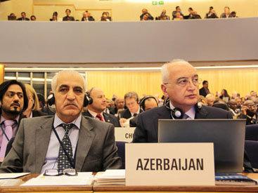 Азербайджан участвовал в сессии Ассамблеи ИМО - ФОТО